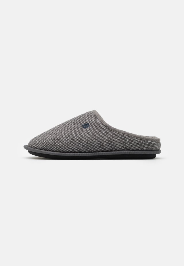 BORG MULE - Slippers - mid grey