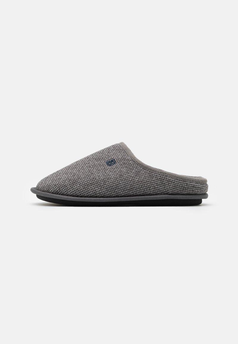 Burton Menswear London - BORG MULE - Slippers - mid grey