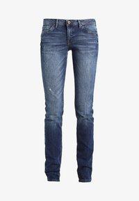 edc by Esprit - OCS 5  - Jeans Slim Fit - blue dark wash - 5