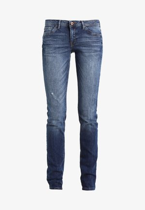 OCS 5  - Džíny Slim Fit - blue dark wash