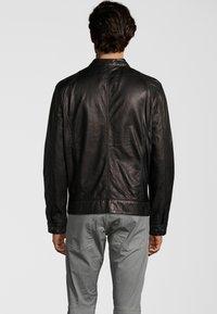 Capitano - NEBRASKA  - Leather jacket - black - 2