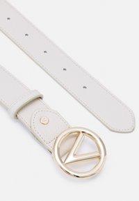 Valentino Bags - ROUND - Belt - ecru - 1