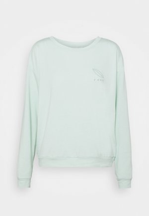 SURFING BY MOONLIGHT - Sweatshirt - brook green