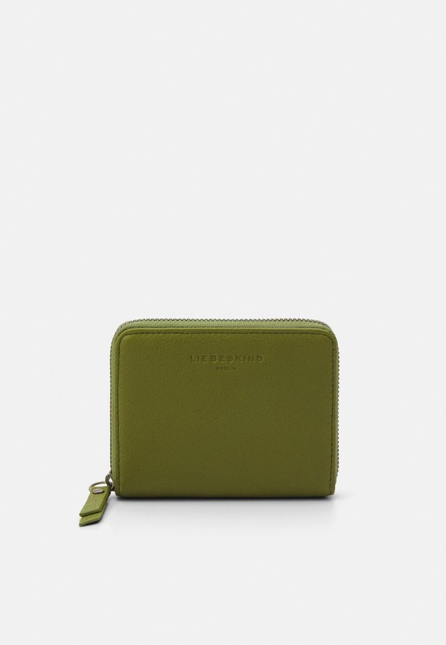 SEASONAL HARRIS CONNY WALLET MEDIUM - Peněženka - moss
