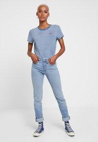 Levi's® - 724™ HIGH RISE STRAIGHT - Jeans straight leg - san francisco coast - 1
