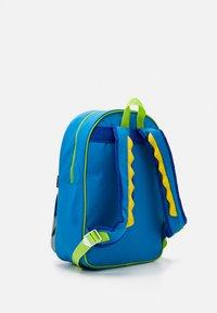 Sunnylife - DINO KIDS BACK PACK LARGE UNISEX - Rucksack - blue - 2