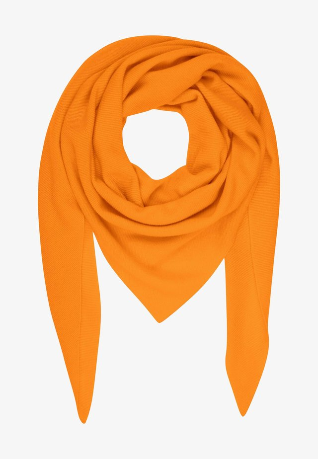 Scarf - spicy orange