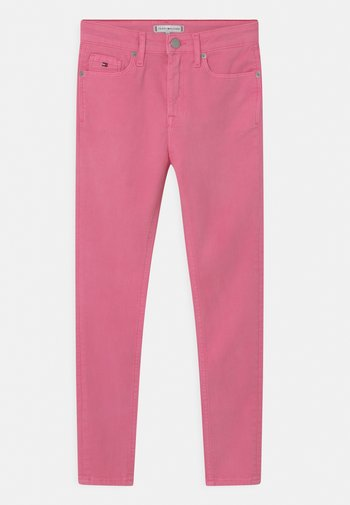SYLVIA SKINNY - Jeans Skinny Fit - fluopink