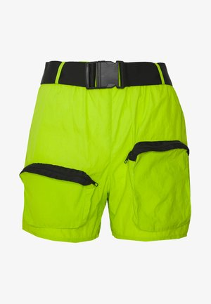 FESTIVAL EXCLUSIVE SEATBELT - Shorts - neon green