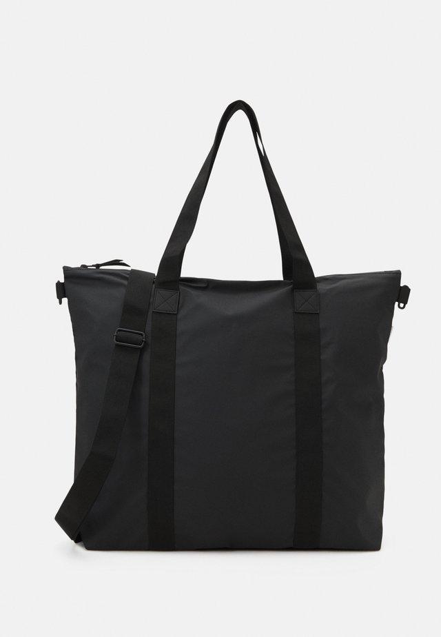 TOTE UNISEX - Shoppingveske - black