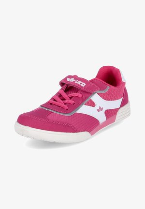 LOW AFFECT VS - Trainers - pink-weiß