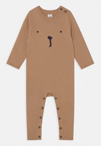 BEAR UNISEX - Jumpsuit - brannan brown