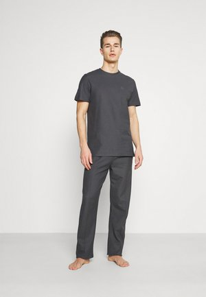 TEE AND JOGGER - Pyjama set - grey