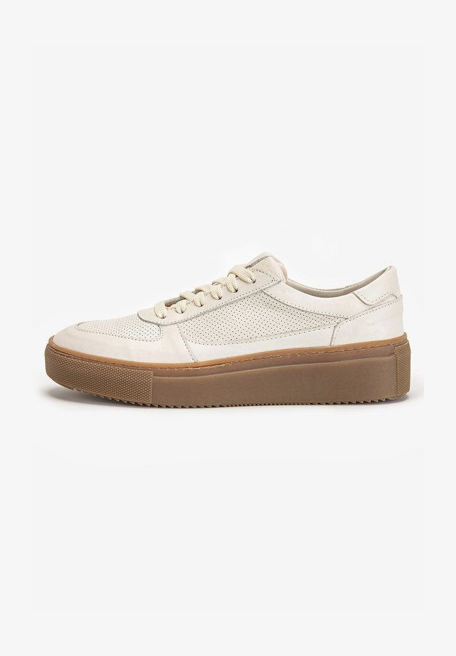 Sneakers laag - crema cma