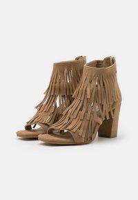 Steven New York - ELSIE - Sandals - chestnut - 2