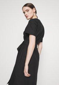 WEEKEND MaxMara - FELINO - Day dress - black - 6