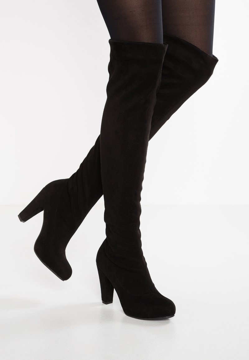 Anna Field - High Heel Stiefel - black