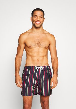 STRIPE SWIM  - Plavky - midnight/navy