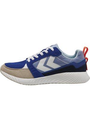 Baskets basses - mazarine blue