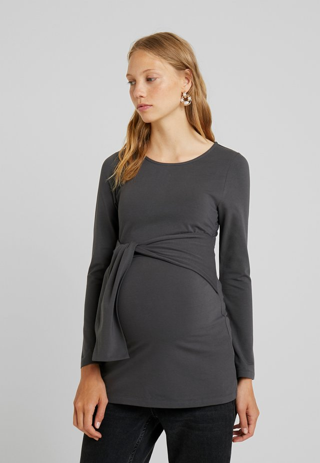 HALEY - Long sleeved top - magnet
