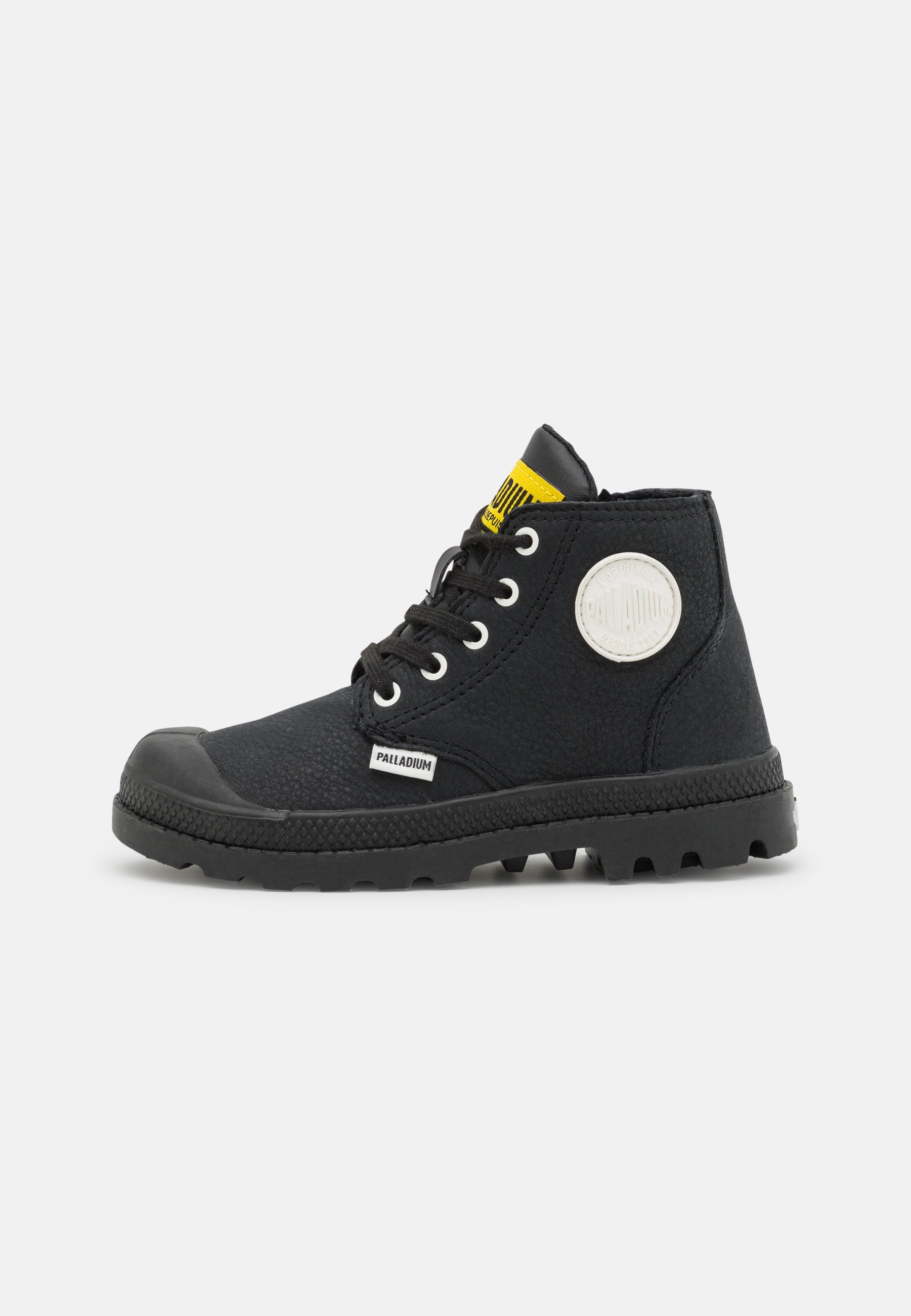 Kids PAMPA MID ZIP - Lace-up ankle boots