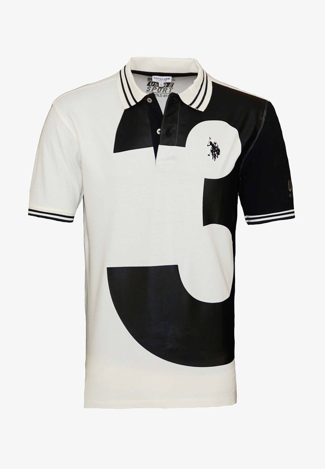 SHORTSLEEVE  - Polo - weiss