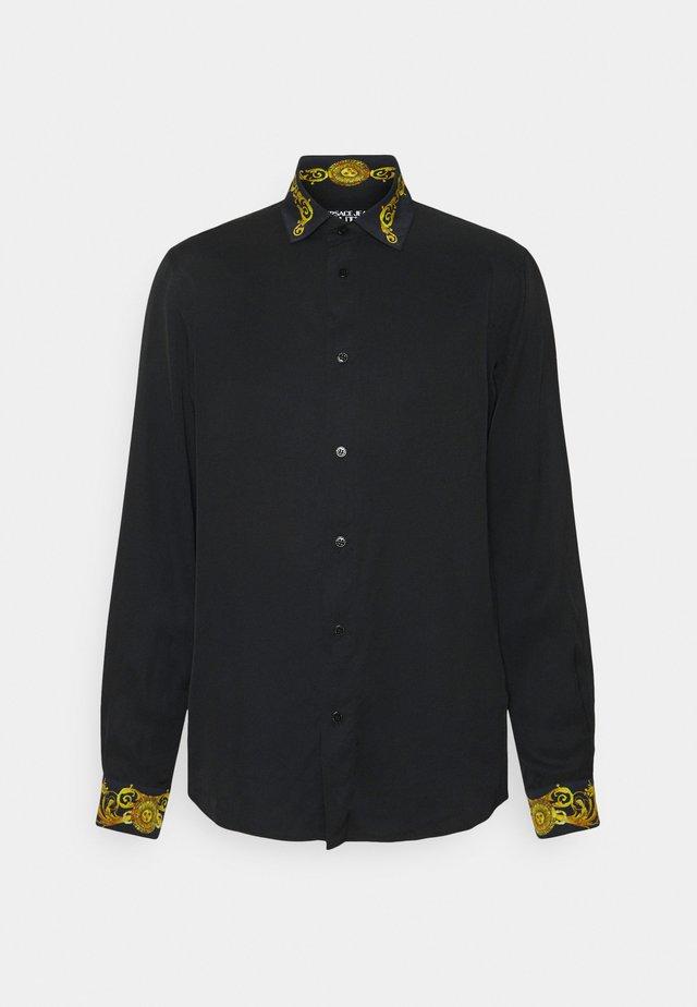 BRISCOLA - Camisa - black
