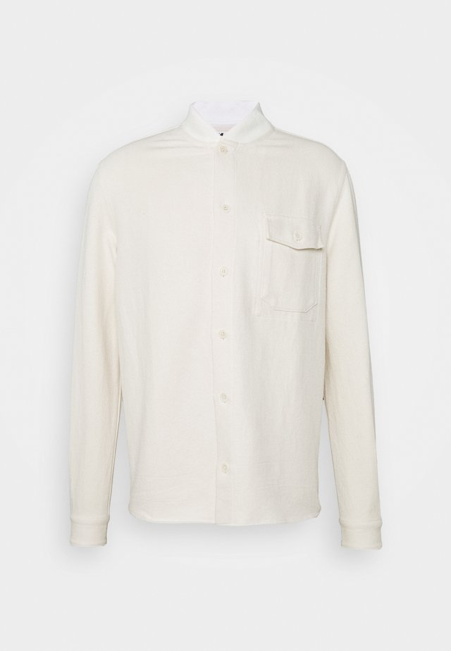 DELINQUENTS COLLAR - Shirt - white
