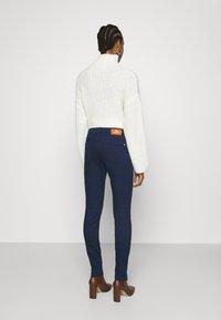 Mos Mosh - CHARLIE CORE ZIP - Slim fit jeans - dark blue - 2