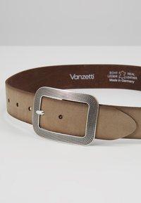Vanzetti - Belt - taupe - 4