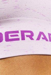 Under Armour - Sports bra - crystal lilac - 5