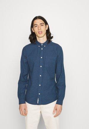 JAY - Shirt - majolica blue melange