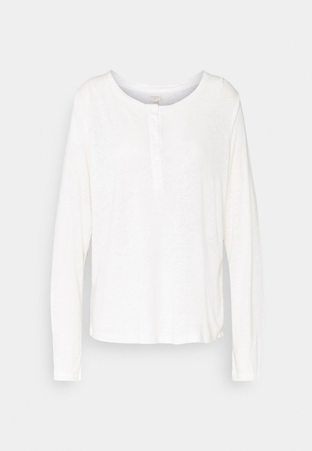 CRKARY GRANDDAD - Long sleeved top - snow white