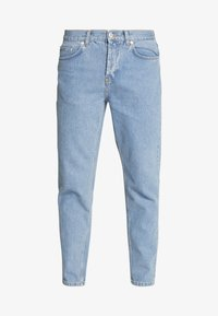 Solid - DAD - Jeans Tapered Fit - blue dnm - 4