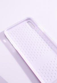 Antwerp Avenue - iPhone XS MAX - Phone case - pink - 4