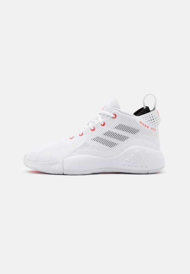 ROSE BOUNCE SPORTS BASKETBALL SHOES UNISEX - Chaussures de basket - white