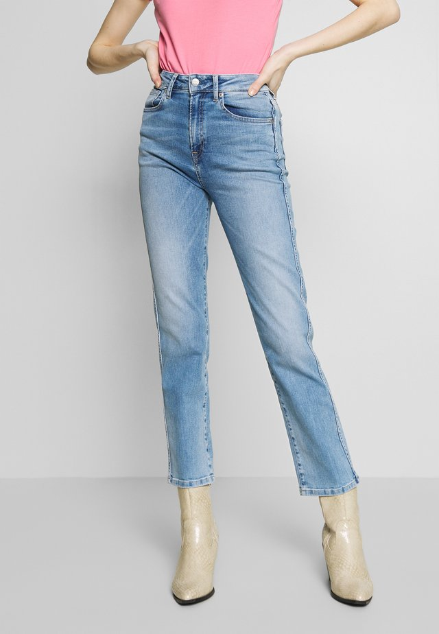 LEXI SKY HIGH - Straight leg jeans - denim