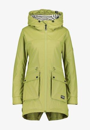 Waterproof jacket - moose