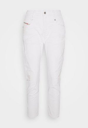 D-FAYZA-SP1 - Jeans relaxed fit - white denim