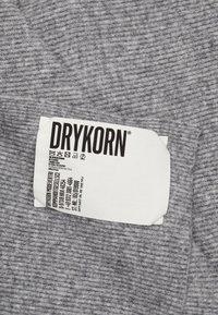 DRYKORN - DUB - Scarf - grey - 2