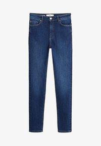 Mango - NOA - Jeans Skinny Fit - dark blue - 6