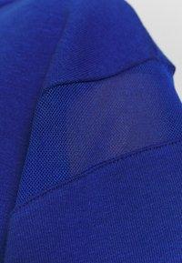 Puma - PAMELA REIF X PUMA FULL ZIP HOODIE - Zip-up sweatshirt - mazerine blue - 6