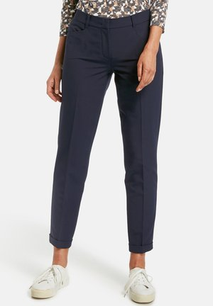 Trousers - dark navy