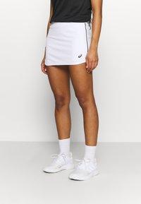 ASICS - COURT SKORT - Sports skirt - brilliant white - 3