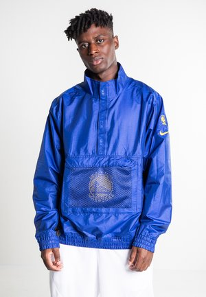 Training jacket - rush blue/game royal/black