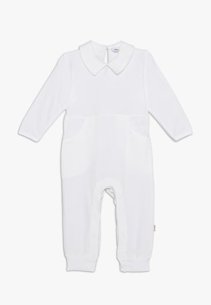 OVERALL WITH COLLAR - Overal - white