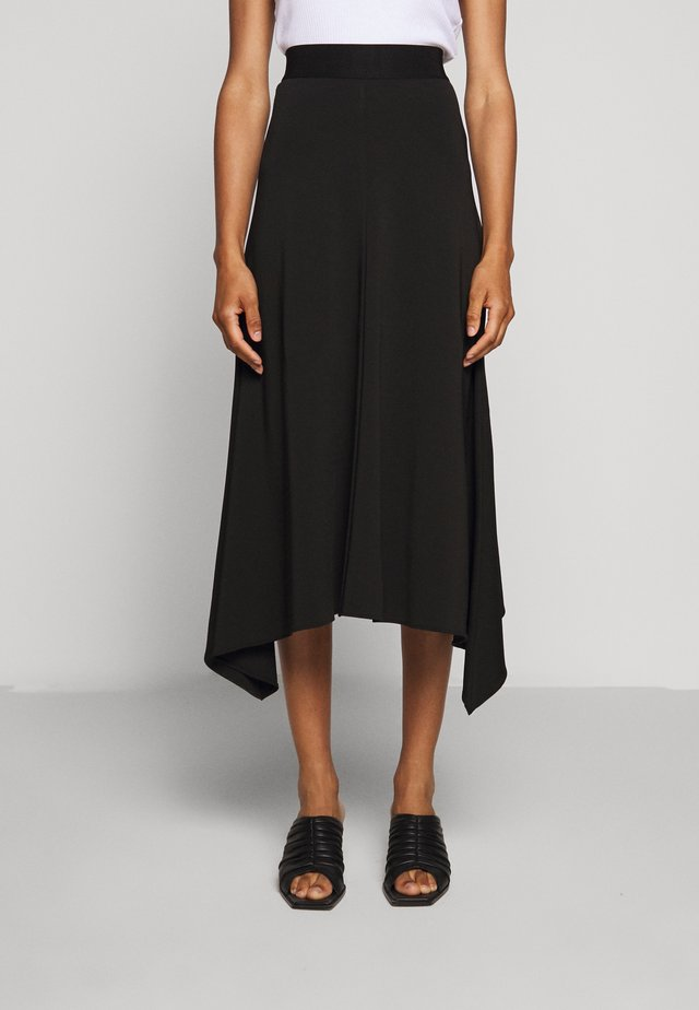 MABLE - A-line skirt - black