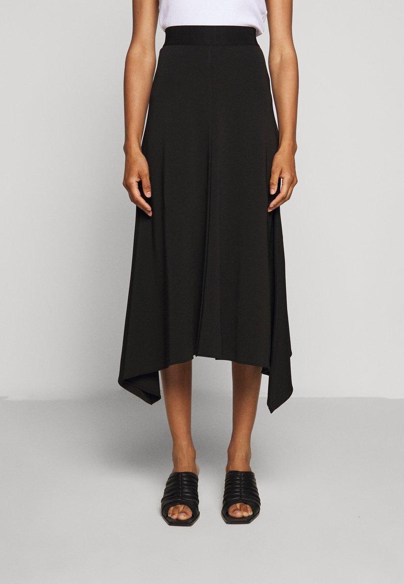 Tiger of Sweden - MABLE - A-line skirt - black
