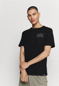 Dickies - SLIDELL - T-shirt imprimé - black - 2