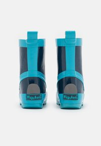 Playshoes - UNISEX - Kumisaappaat - marine/hellblau - 2